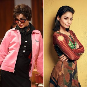 Vanessa Hudgens Compares Grease's Rizzo and Rent's Maureen