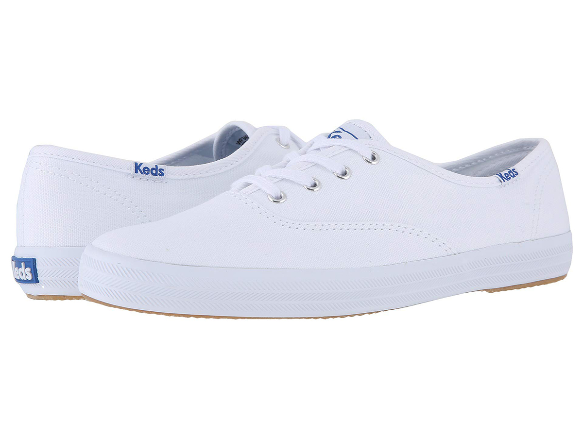 0d111298970 This Classic Ked Canvas Sneaker in Many Colors Is on Sale