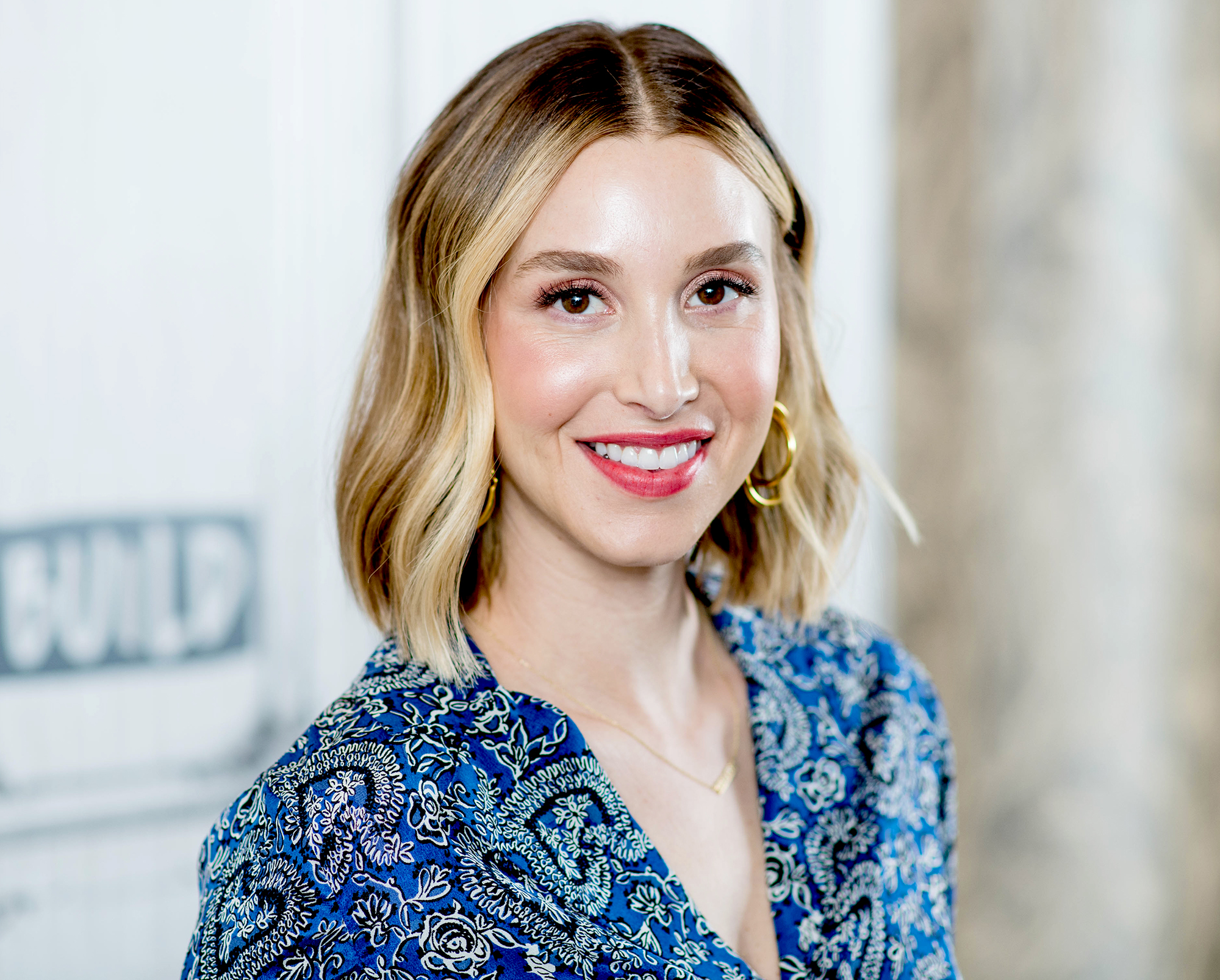 Whitney-Port-smoothie-recipe - To energize herself after a workout, Whitney Port likes to whip up a simple drink . She mixes 1 teaspoon of cacao nibs with 3 pitted dates, ¼ cup almonds and 1 banana with 1 cup of dairy-free Lactaid.