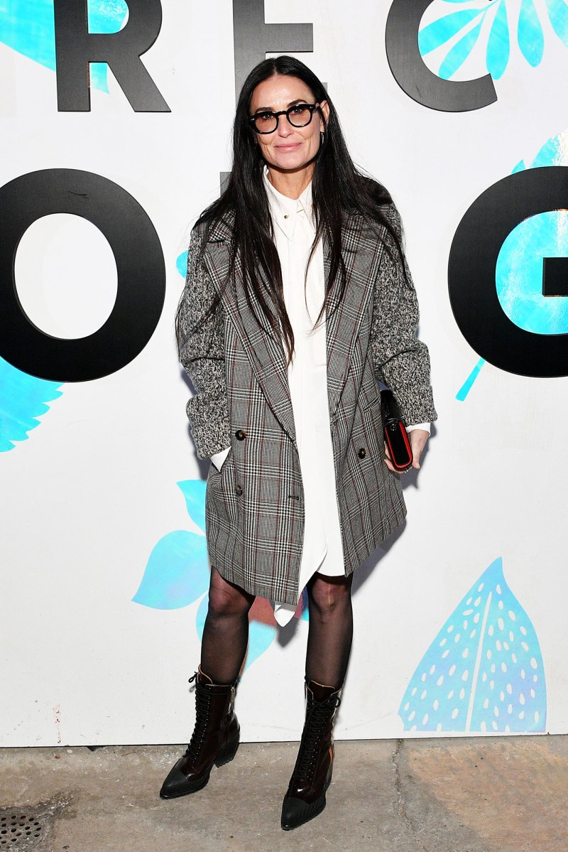 Demi Moore Celebs Are Serving Up a Winter Wardrobe Masterclass in Sundance