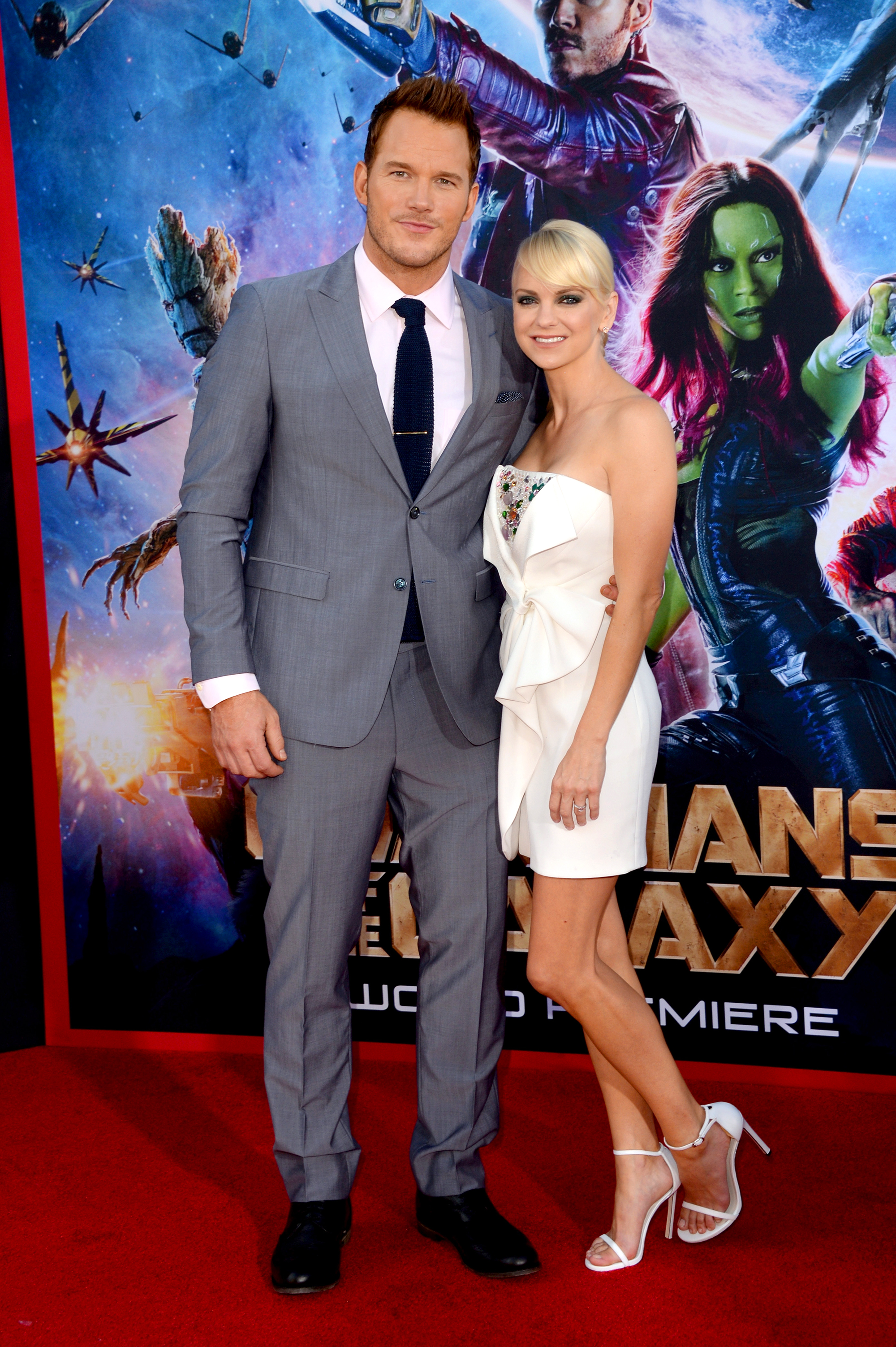 """Everything Chris Pratt and Anna Faris Have Said About Coparenting Their Son Jack - While the House Bunny actress and Jurassic World actor make coparenting look easy, Faris admitted in January 2019 that it's a constant effort . She explained on her """"Unqualified"""" podcast, """"Chris and I work really hard 'cause we have Jack ... that is sort of the long game idea. Making sure Jack is really happy ... makes us really happy."""""""