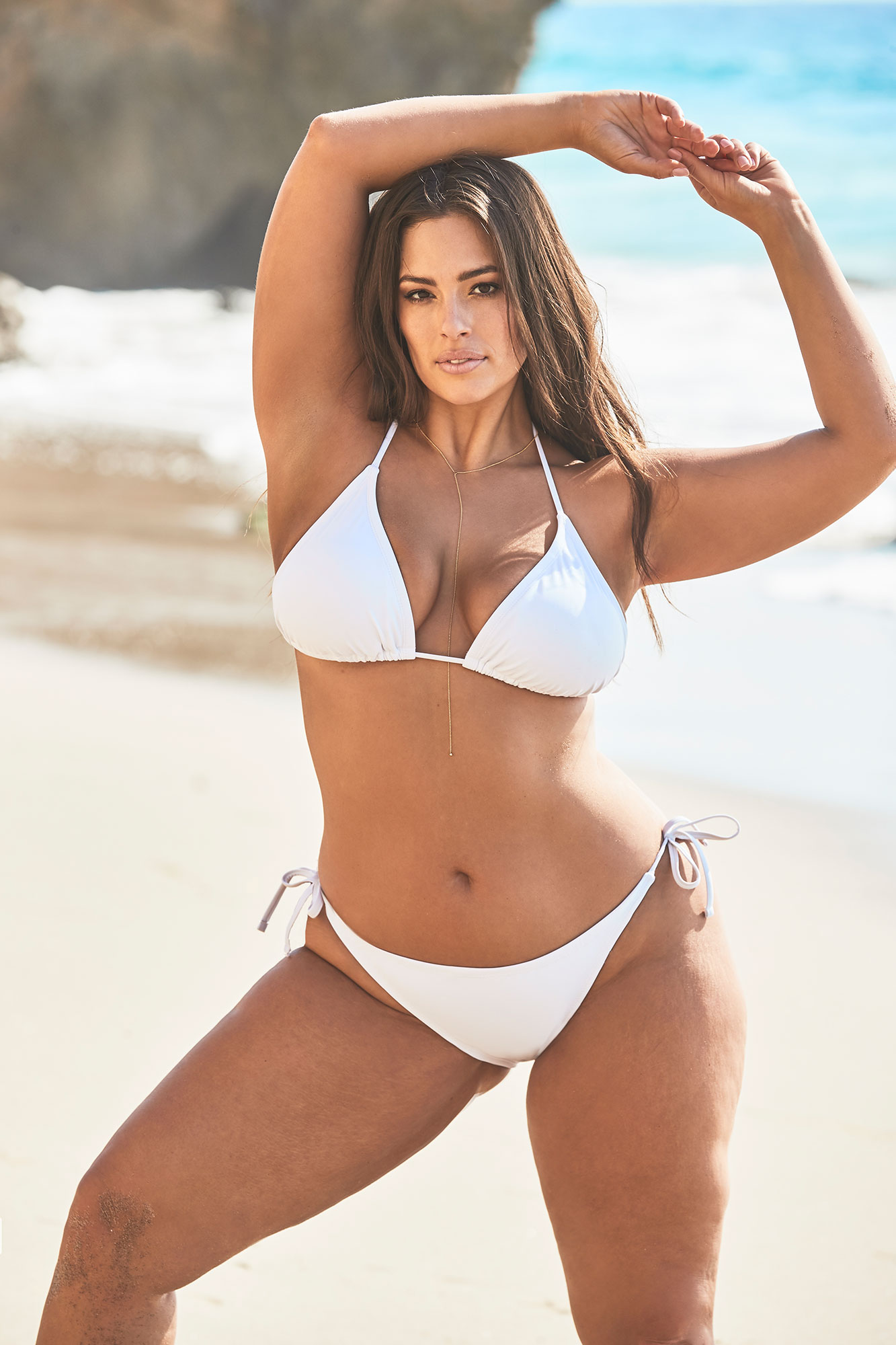 a46ea969c49e2 Ashley Graham x Swimsuits For All Essentials Collection: Pics