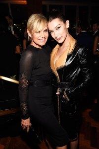 Yolanda Hadid and Bella Hadid Yolanda Hadid Claps Back at Trolls Who Say Bella Has Gotten Fillers and Botox