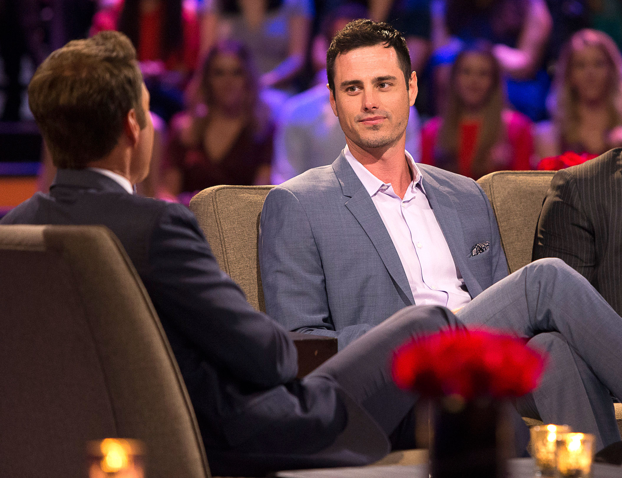 "Bachelor Nation's Ben Higgins Is Dating Someone New: 'She's the Best' - Ben Higgins appears on ""The Bachelor: After the Final Rose"" on March 6, 2018 in Los Angeles, California."