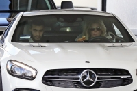 Britney Spears BF Sam Asghari Burgers After She Cancels Shows