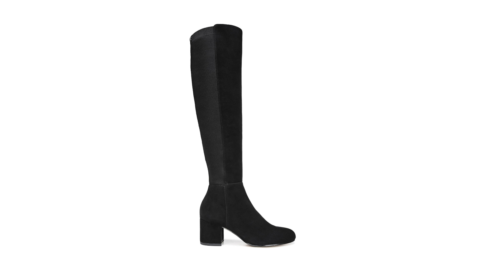 7cbc46d60f64 These Knee-High Boots Are on Sale and We re Dreaming of All the Outfits We  Can Create