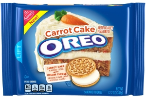 Carrot Cake Oreos Debuted Earlier Than Expected and Social Media Is Loving It