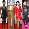 Lupita Nyong'o, Lucy Boynton, Dakota Johnson and Emma Stone