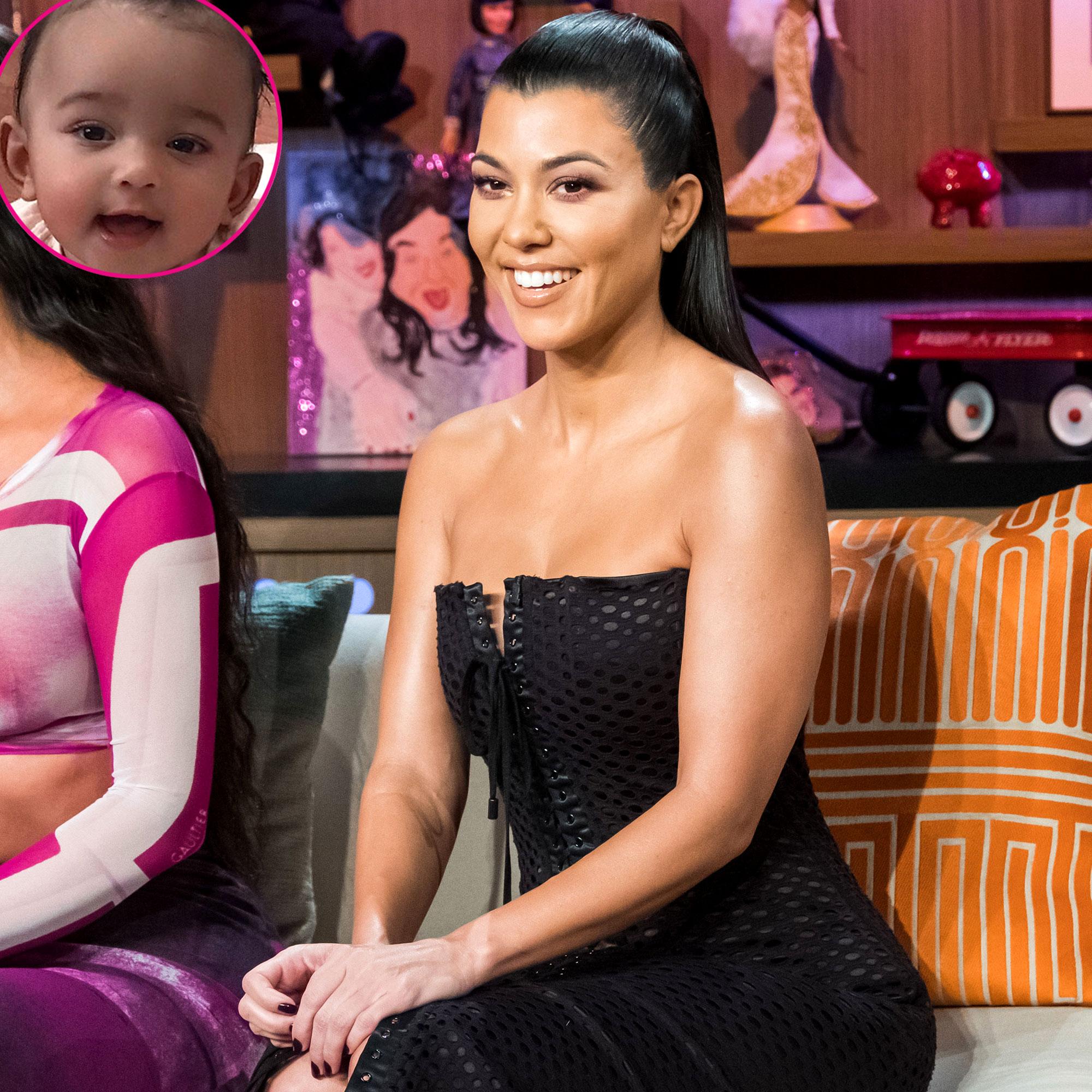 Kourtney Kardashian Nude Photos 26