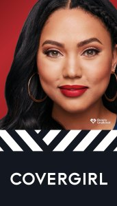Ayesha Curry Joins Forces With CVS and Tells Us Why Being Authentic Is Important to Her
