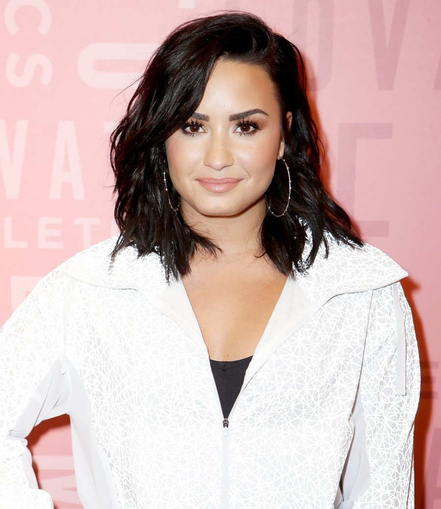 Demi Lovato Likes Post About Sobriety Before Friend's Wedding