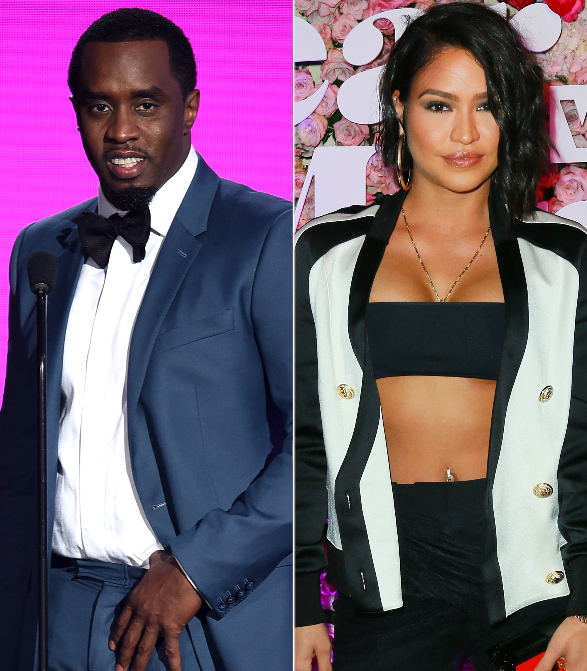 Diddy 'Will Be Fine' After Ex Cassie Moves On With Trainer