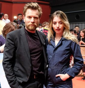 Ewan McGregor's Daughter Calls Him an 'A--hole' for Leaving Her Mom