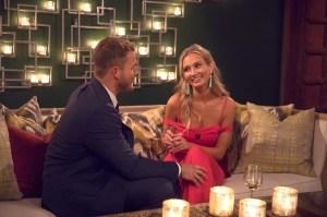 bachelor uses fake australian accent to impress colton underwood
