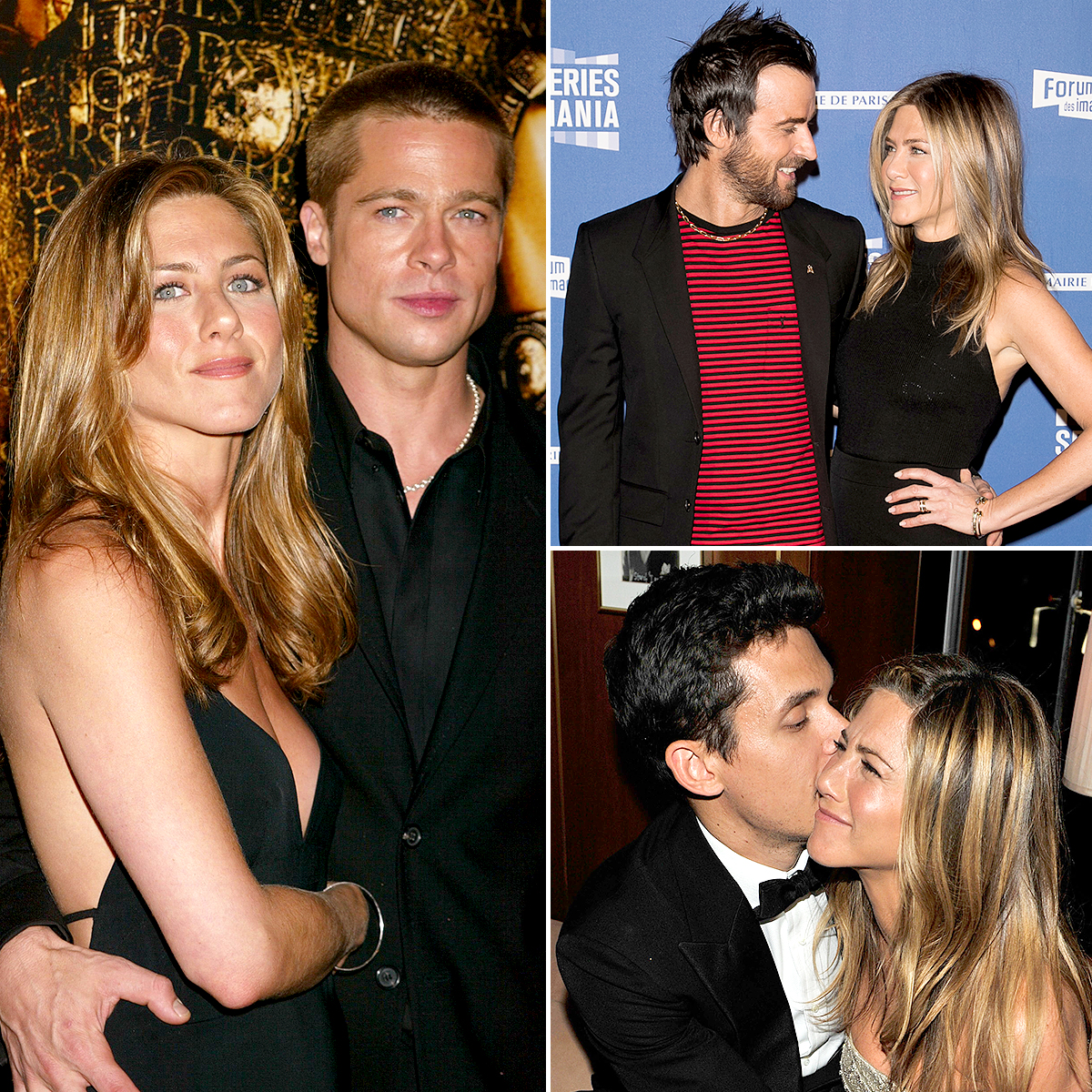 Who is jennifer aniston dating who is brad from the bachelor dating now