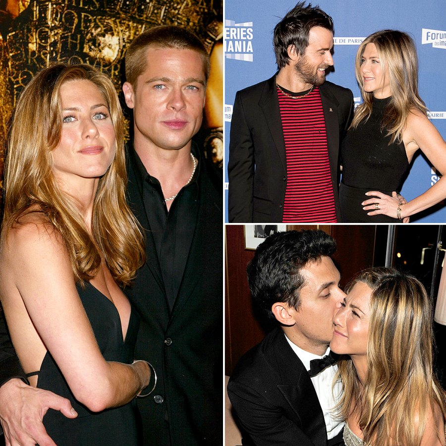 Jennifer Aniston S Dating History Timeline Of Her Famous Exes