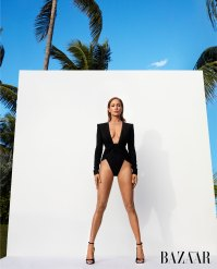 Harper's Bazaar Jennifer Lopez Speaks About Up and Down 'Love Journey': 'It Was About Me Figuring Out Me'
