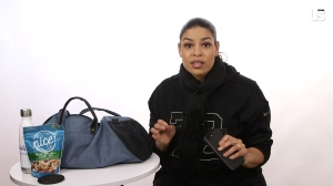 Jordin Sparks: What's in My Gym Bag?