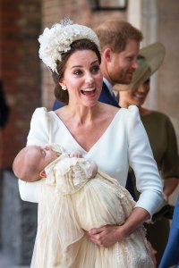 Duchess Kate Reveals 9-Month-Old Prince Louis Is 'a Fast Crawler'