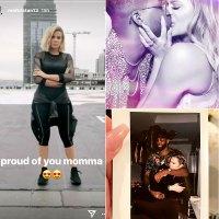 Tristan Khloe Flirt Social Media