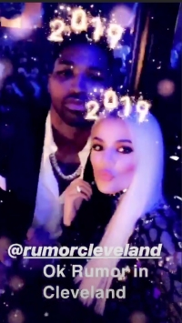 khloe-kardashian-tristan-thompson-new-years-eve-2019