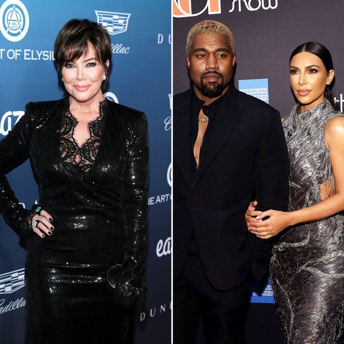 Kris Jenner Has This to Say About Kim Kardashian and Kanye West Having Baby No. 4