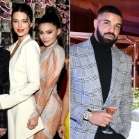 kylie-jenner-kendall-jenner-drake-new-years-eve