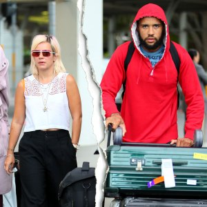 Lily Allen and Mc Meridian Dan Split After Three Years Together