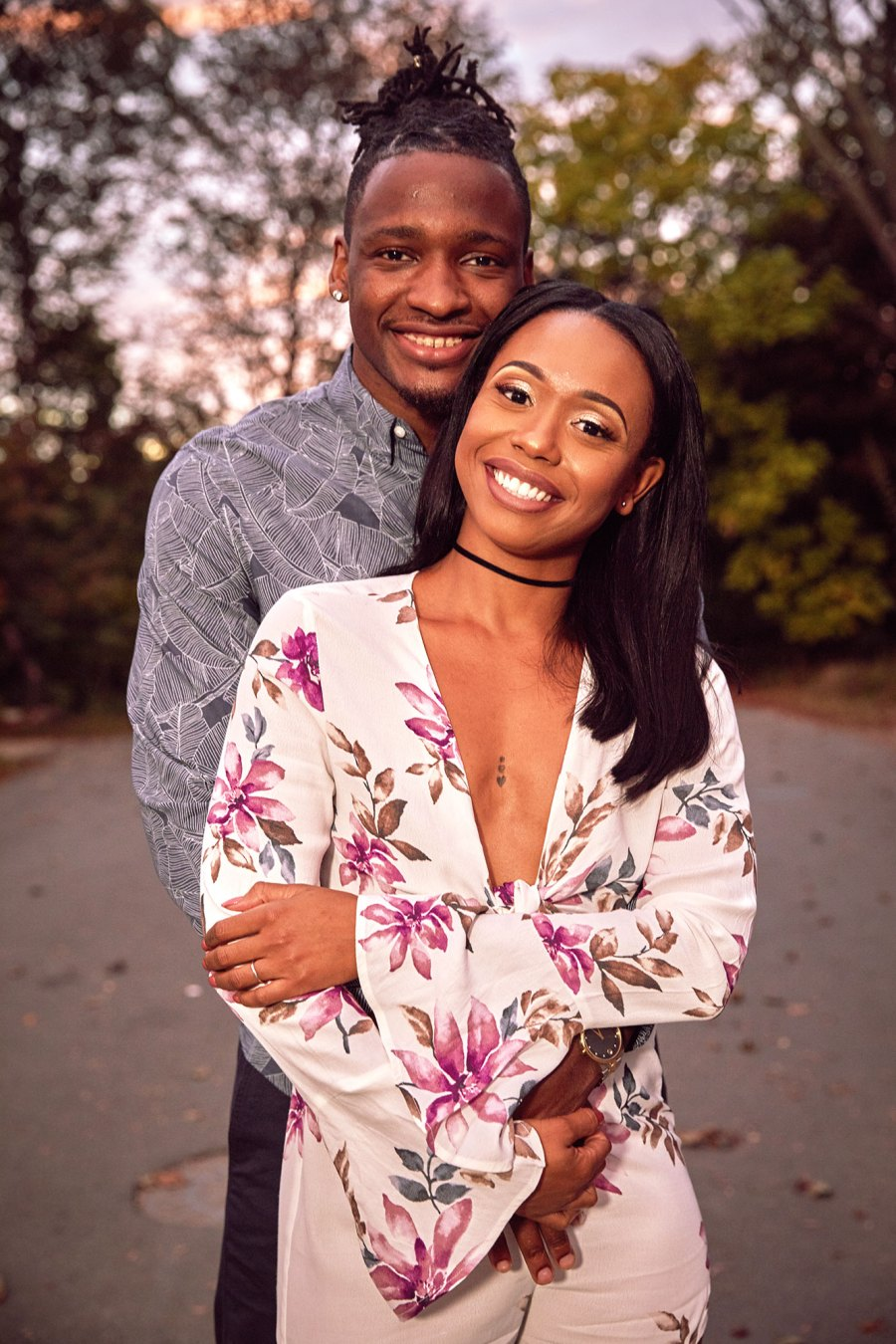 Jephte and Shawniece married at first sight
