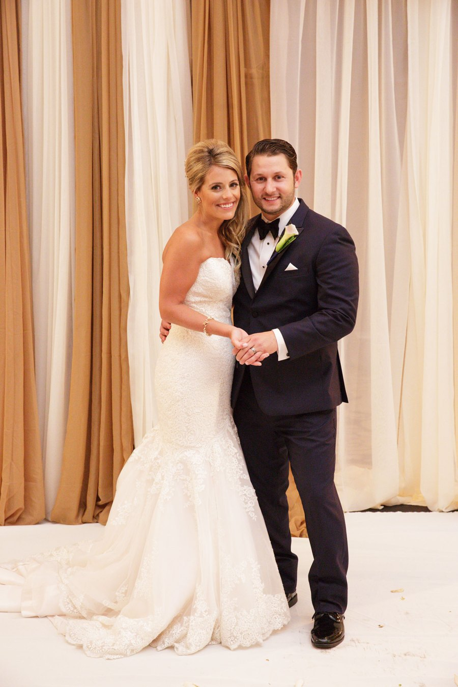 Anthony and Ashley married at first sight