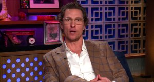 Matthew McConaughey 'Nailed' His 'Titanic' Audition, 'Never Got the Role'