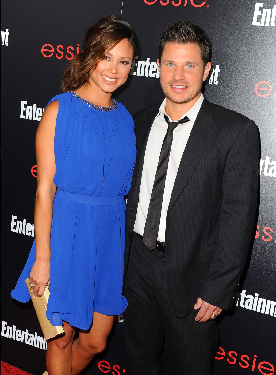 Vanessa Minnillo nick lachey timeline of their relationship