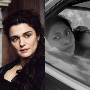 The Favourite and Roma oscars