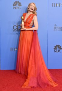 Patricia Clarkson: I Didn't Eat for 10 Days Before Golden Globes 2019