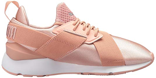 pink puma lifestyle sneaker