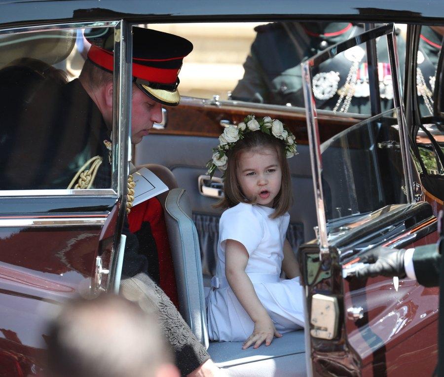 princess charlottes sassiest faces