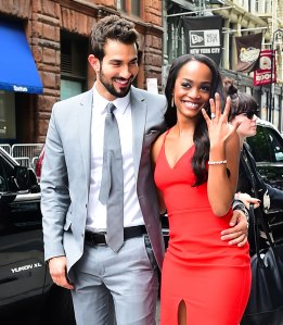 The Bachelorette's Rachel Lindsay Reveals She and Fiance Bryan Abasolo Are Having a Summer 2019 Destination Wedding