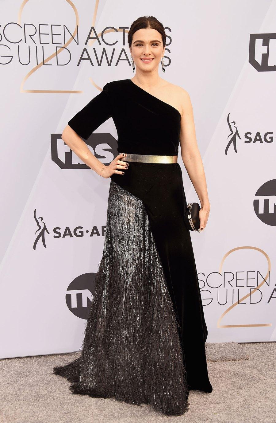 SAG Awards 2019 Rachel Weisz