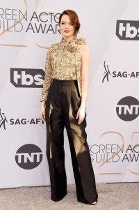 SAG Awards 2019 Emma Stone