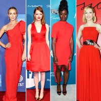 red carpet gallery for Stylish - Red