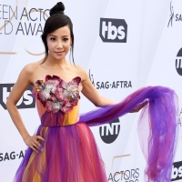 Fiona Xie Wackiest Looks SAG Awards 2019