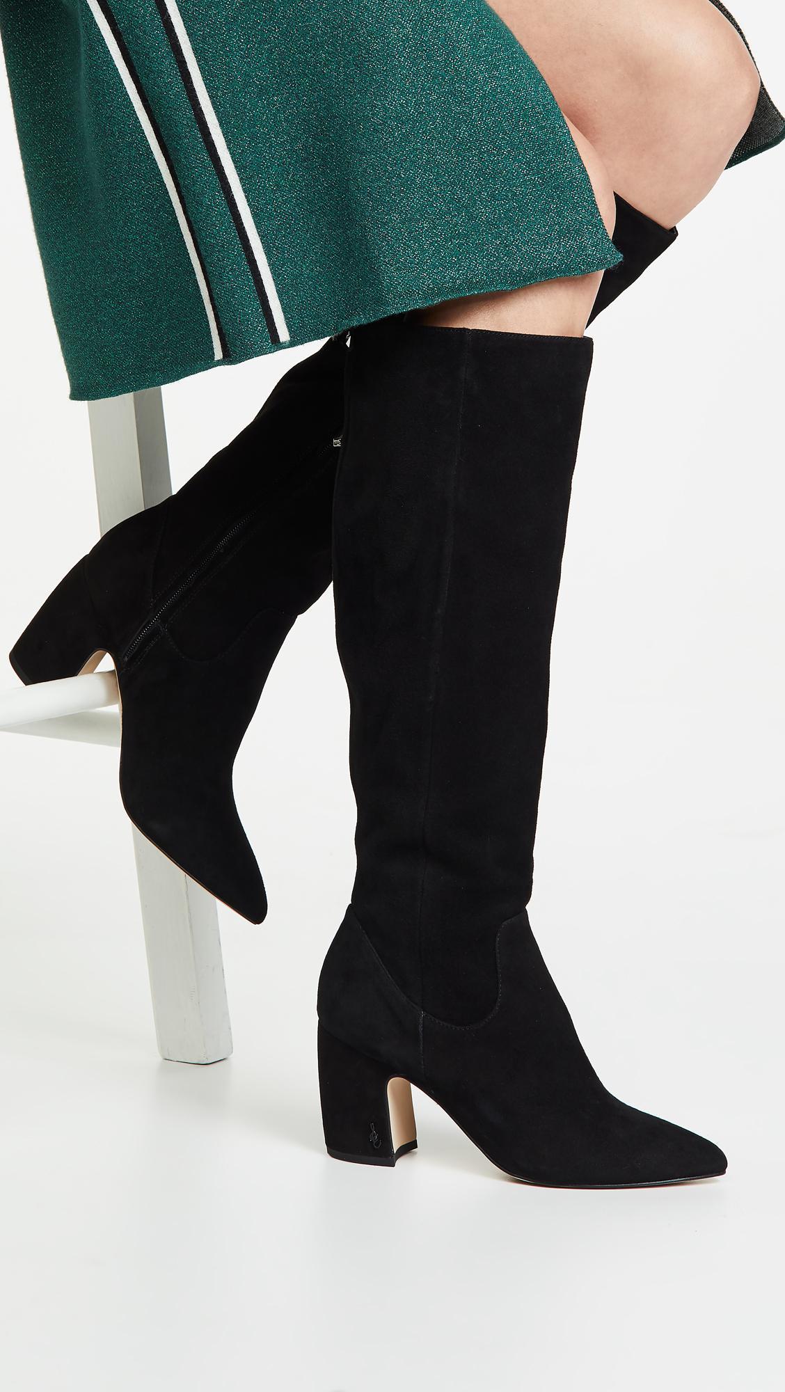 sam edelman hai boots