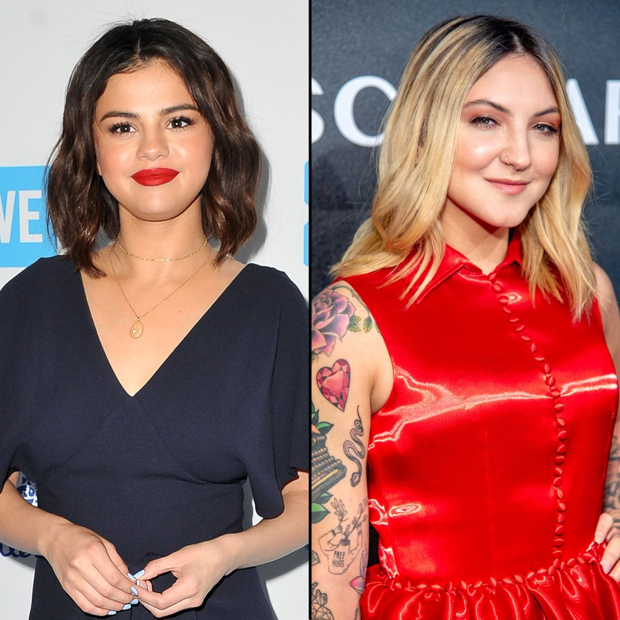 Selena Gomez Sings About Her Anxiety Battle on New Track With Julia Michaels