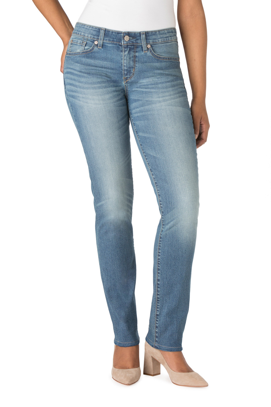 straight jeans by levi straus in blue