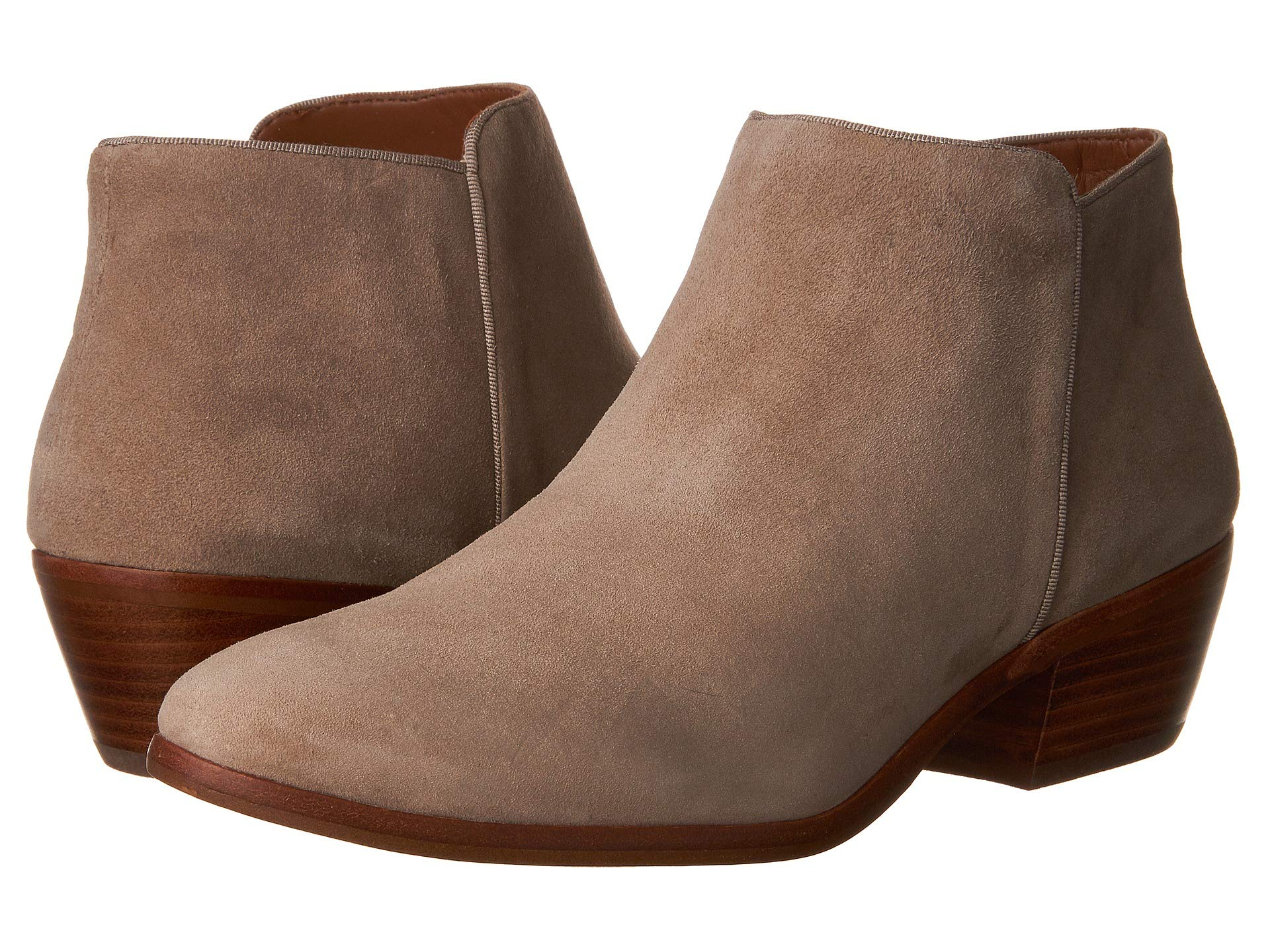 suede sam edelman petty ankle booties