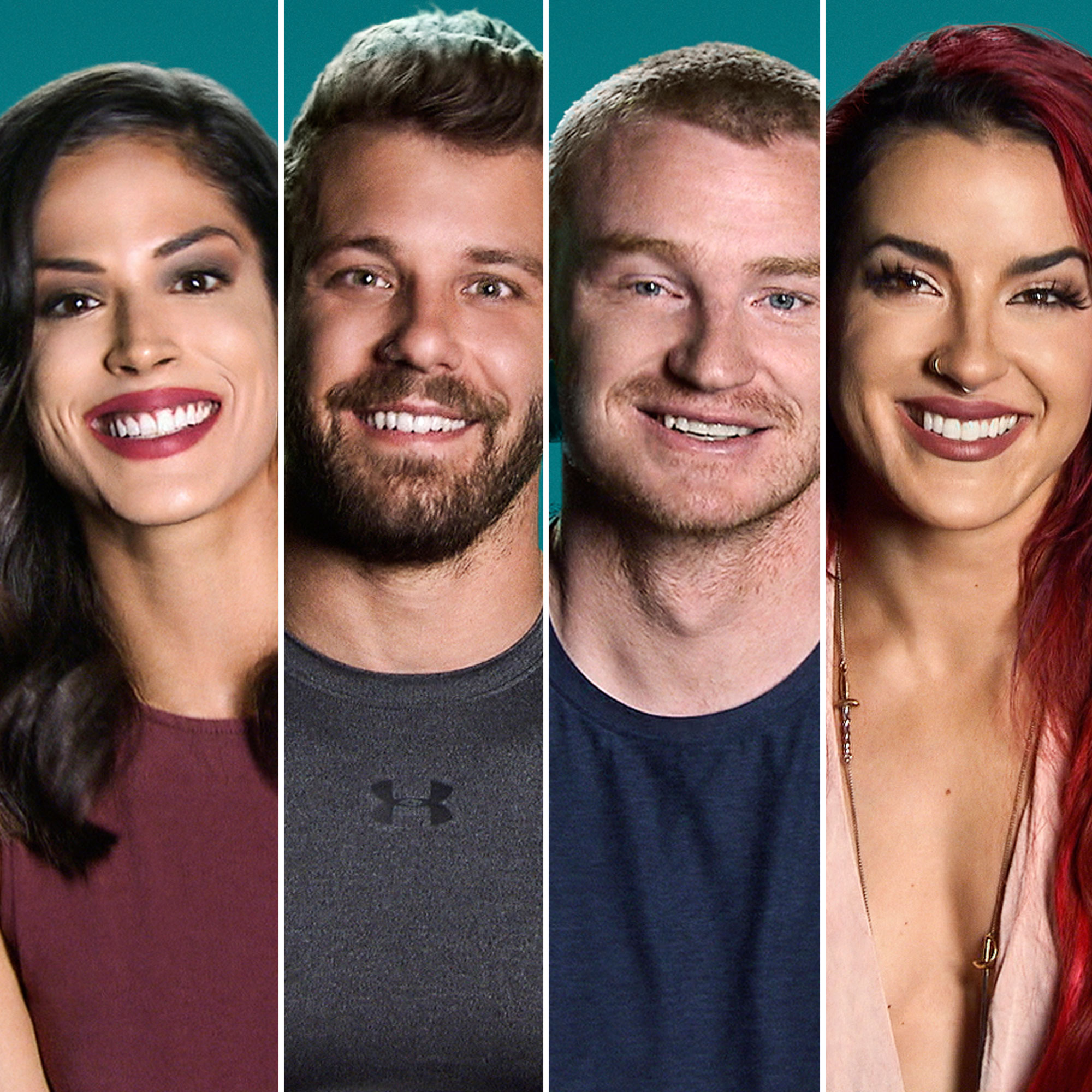 The Challenge War Of The Worlds Cast Revealed