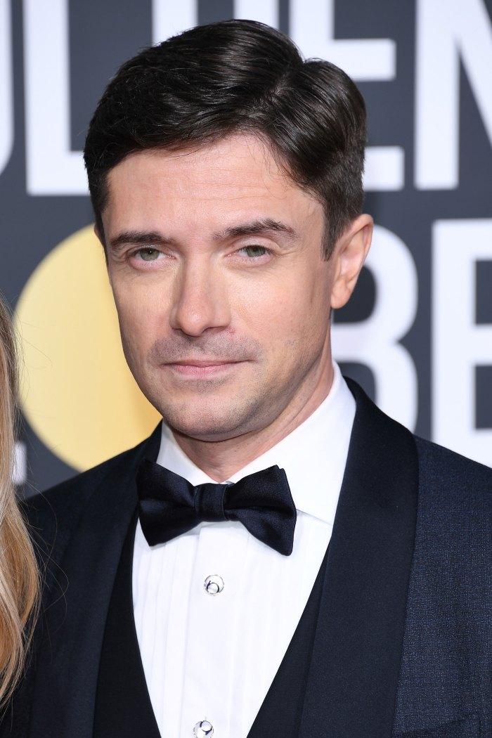 Topher Grace Calls Parenthood 'Awful But Amazing' Golden Globes 2019