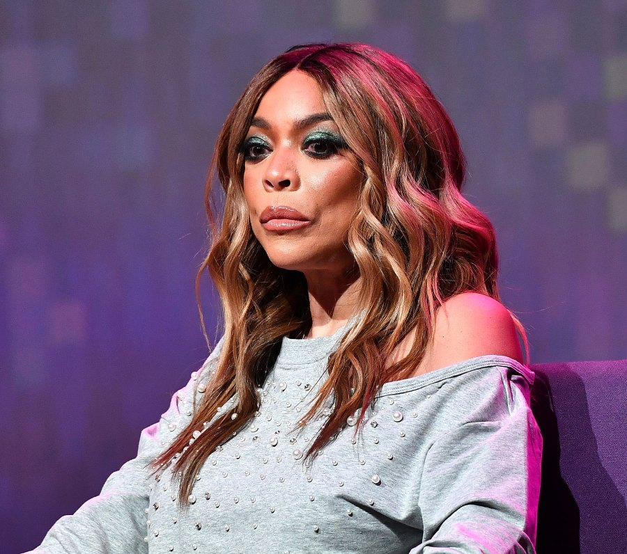 Wendy Williams Celebrity Health Scares