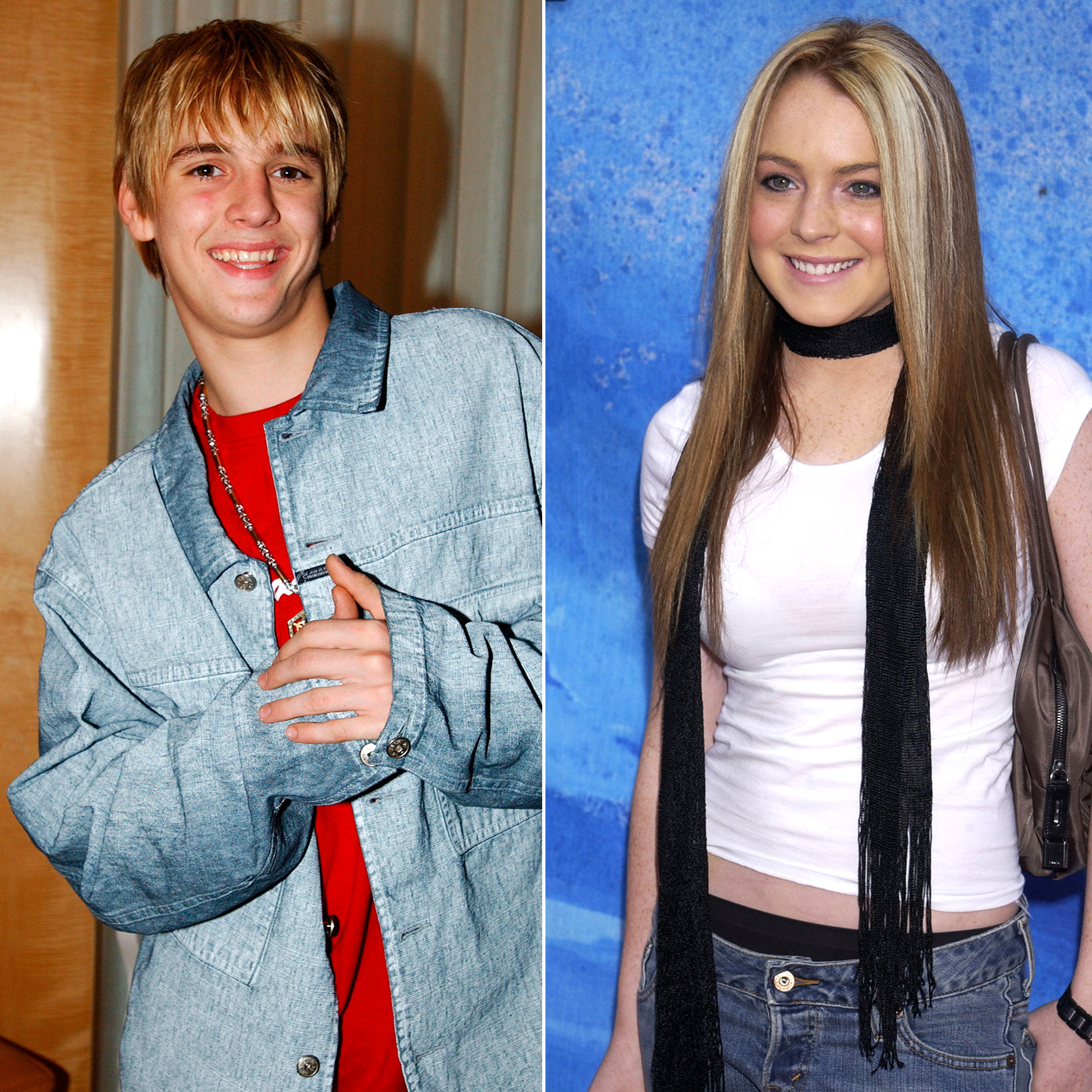 """Lindsay Lohan love life gallery - The former teen idol started seeing Lohan around 2003 after he dated Hilary Duff for a year and a half. """"I just got a little bored [with Duff], so I went and I started getting to know Lindsay, dating Lindsay,"""" he said in a 2005 interview."""