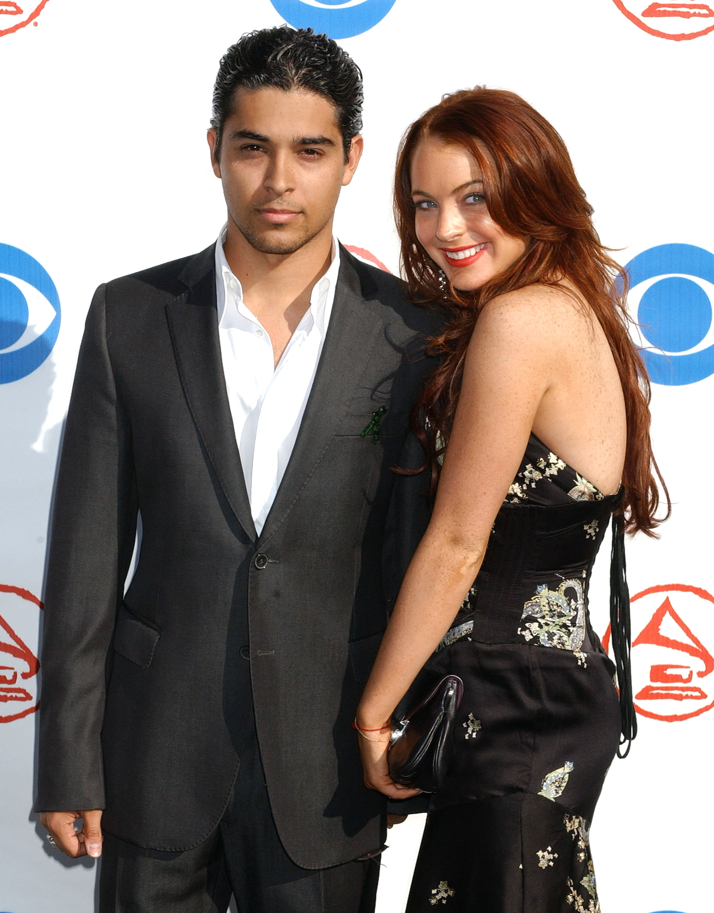 """Lindsay Lohan love life gallery - Lohan dated the That '70s Show star in 2004, telling Stern that Valderrama was her """"first guy"""" and that """"he's a good guy."""""""